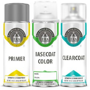 Automotive Spray Paint Clearcoat & Primer