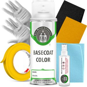 Automotive Spray Paint Only and Basic Prep Kit