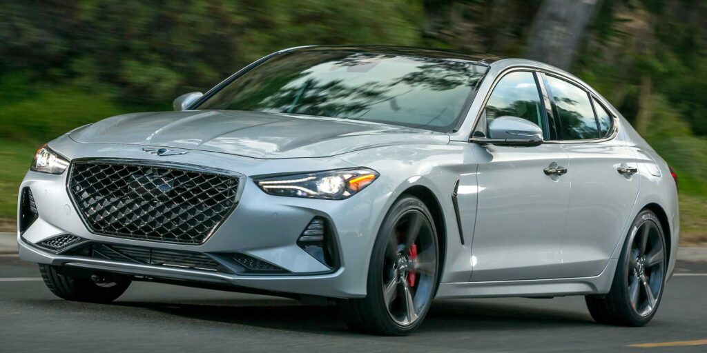 Genesis g70 Touch Up Paint