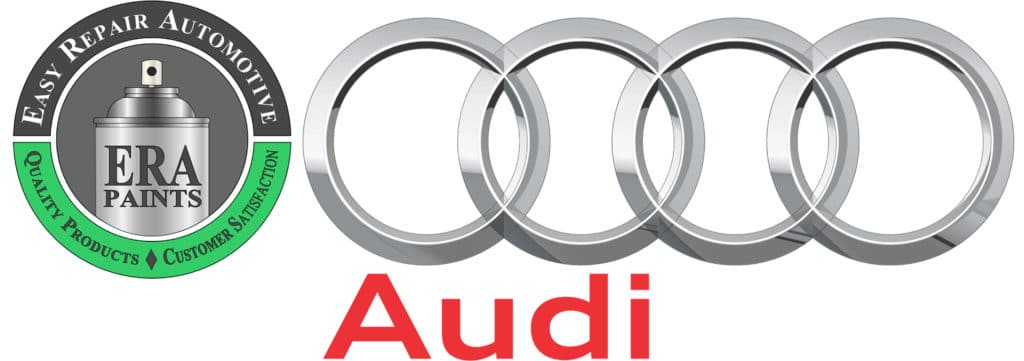 ERA Paints and Audi Logo