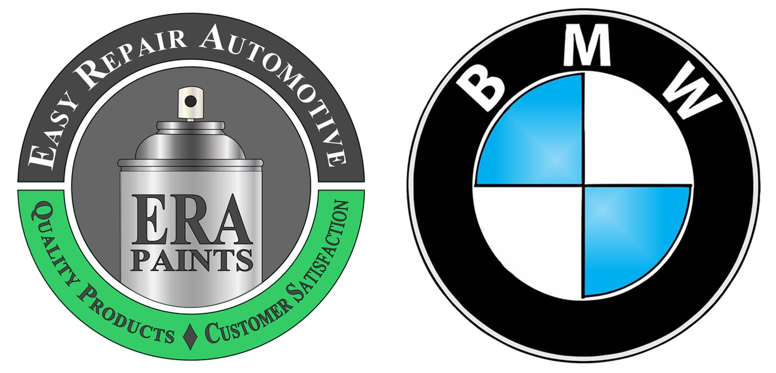 ERA Paints and BMW Logo