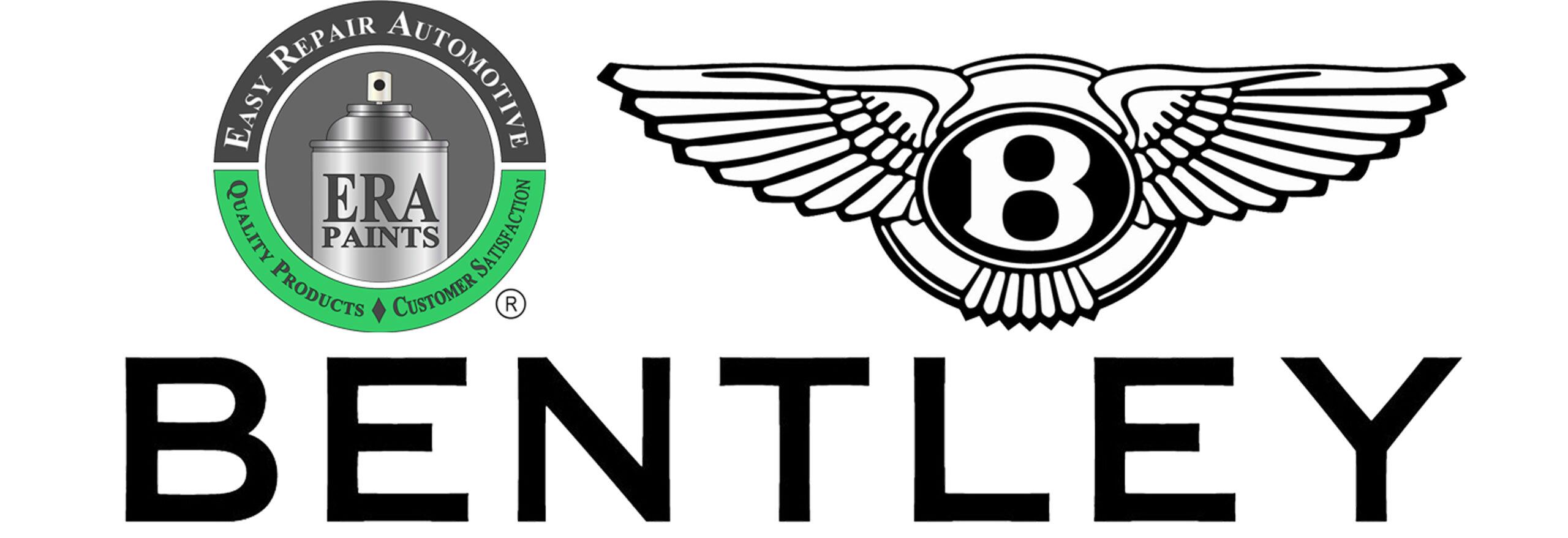 ERA Paints and Bentley Logo