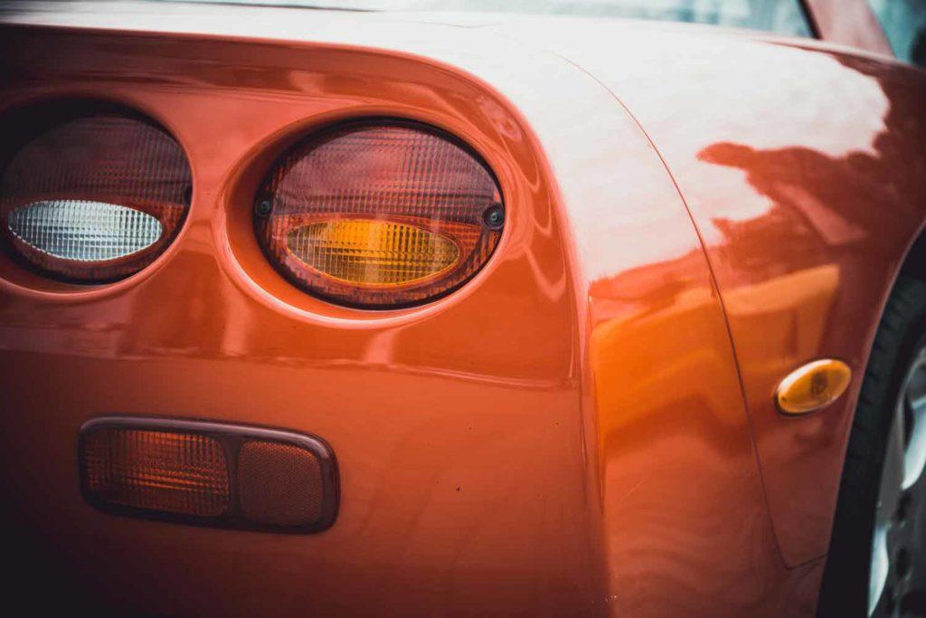 Chevrolet Chevy Corvette Touch Up Paint
