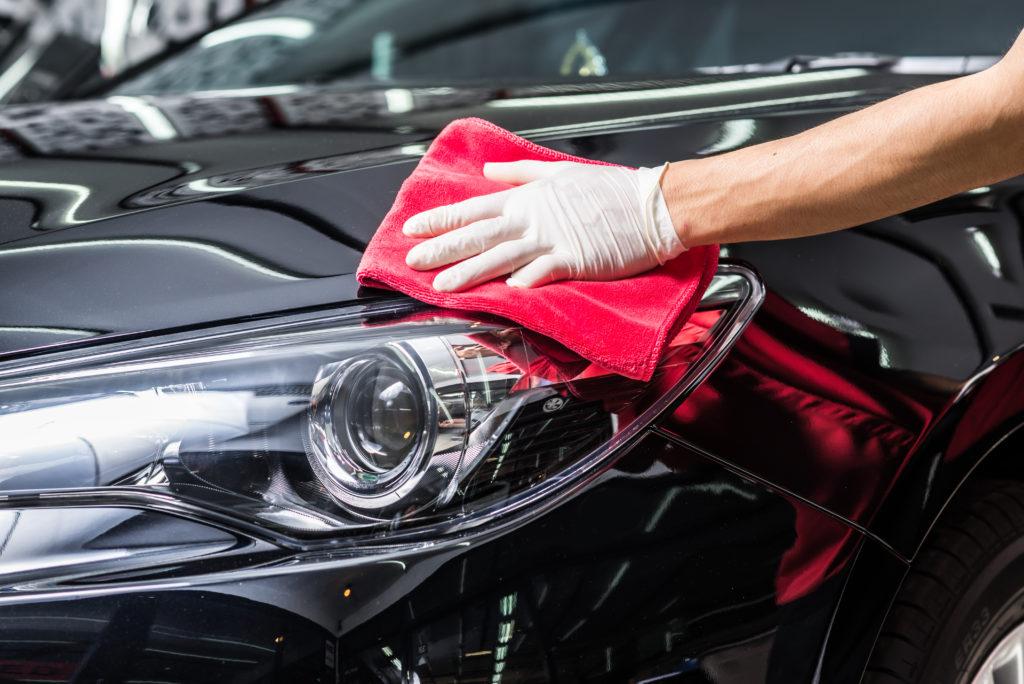 Subaru Clean and Polish
