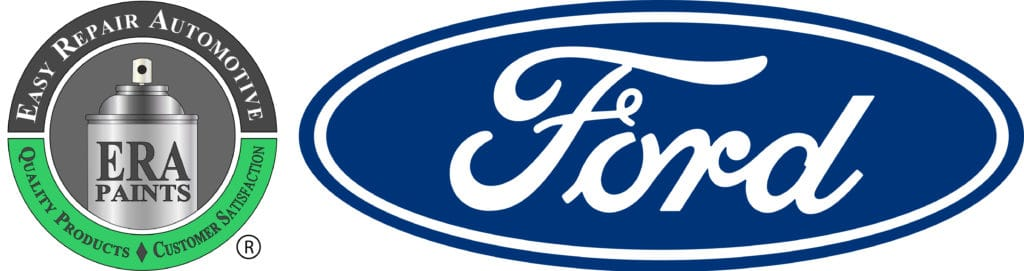 ERA Paints and Ford Logo
