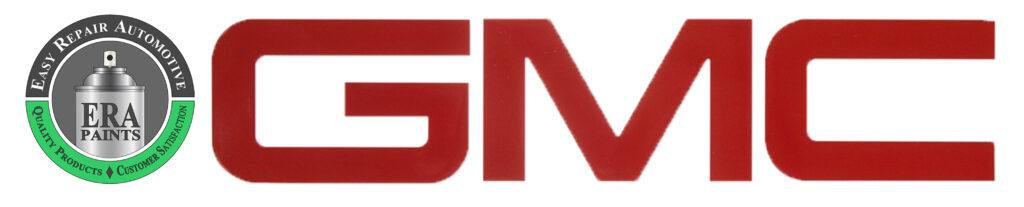 ERA Paints and GMC Logo