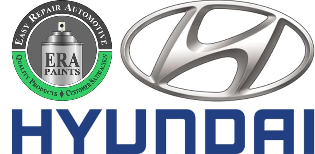 ERA Paints and Hyundai Logo