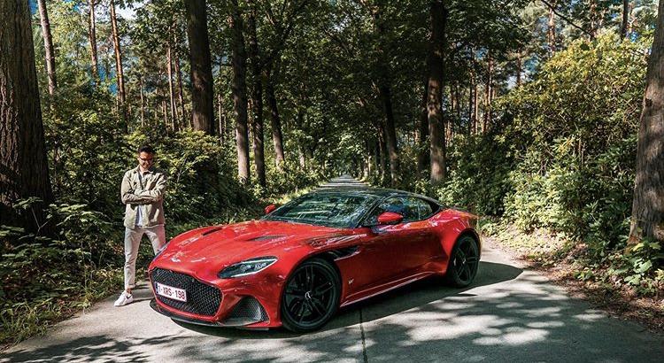Aston Martin Touch Up Paint