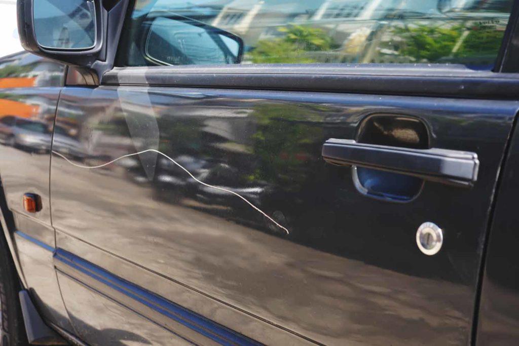 Jeep Automotive Touch Up Paint Door Scratch