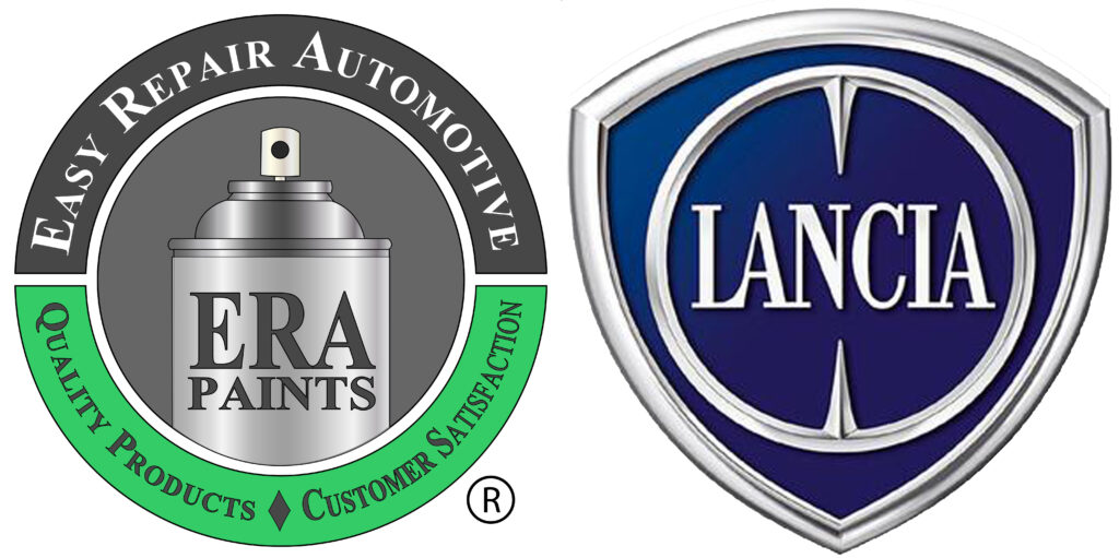 ERA Paints and Lancia Logo