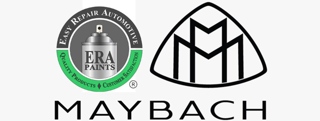 ERA Paints and Maybach Logo