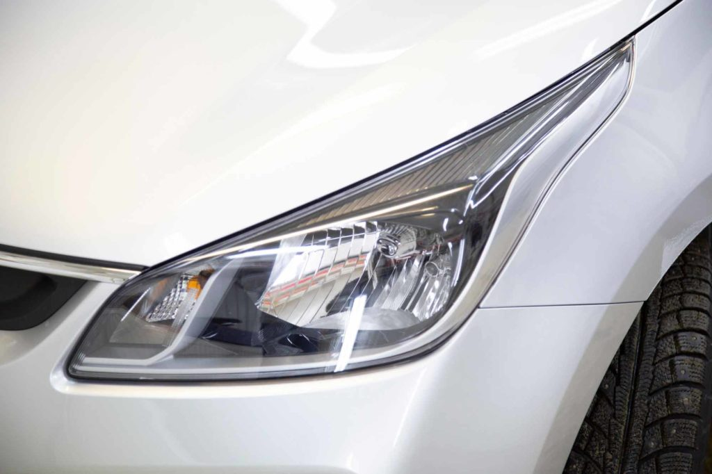 Mazda Automotive Touch Up Paint Headlight