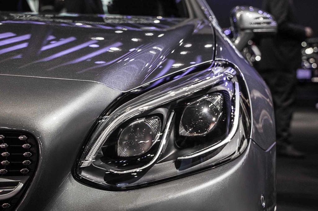 Mercedes Paint