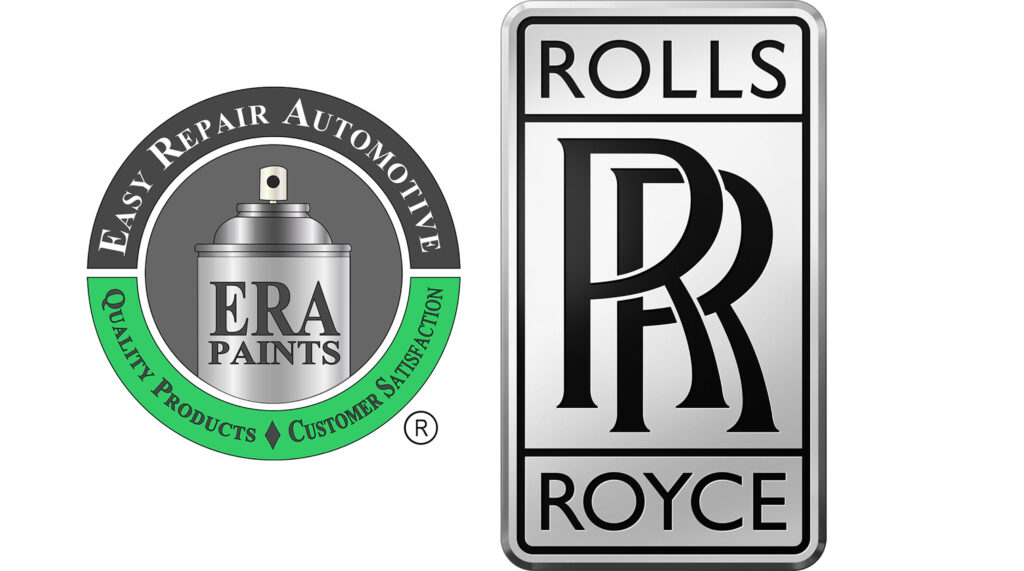 ERA Paints and Rolls Royce Logo