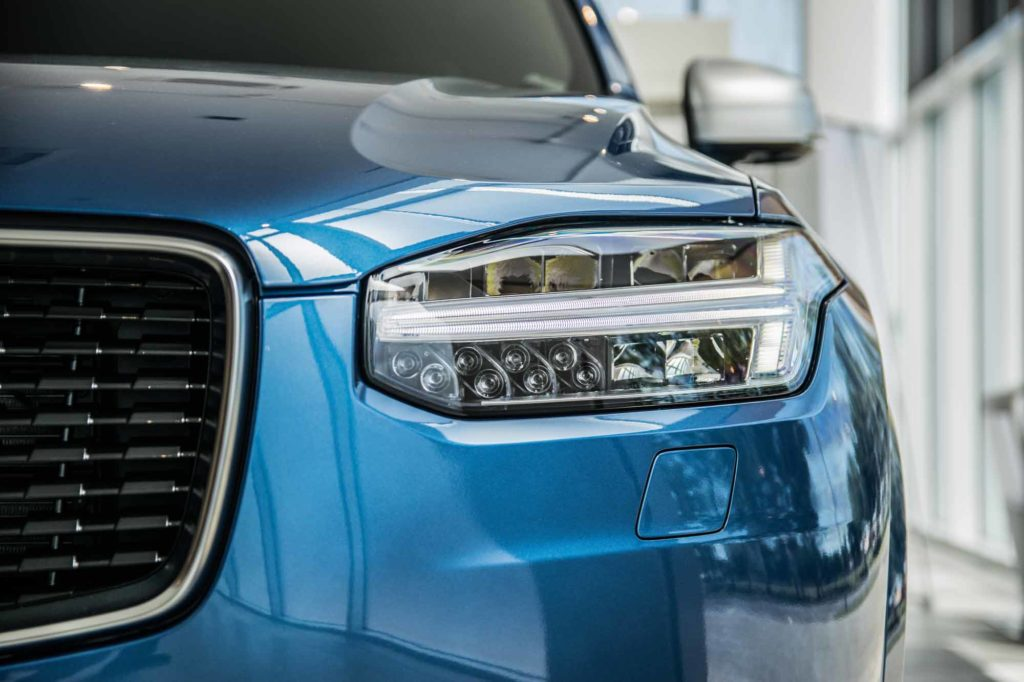 Volvo Automotive Touch Up Paint