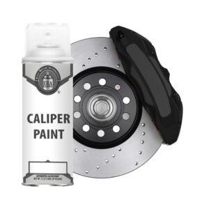 Black Caliper Paint