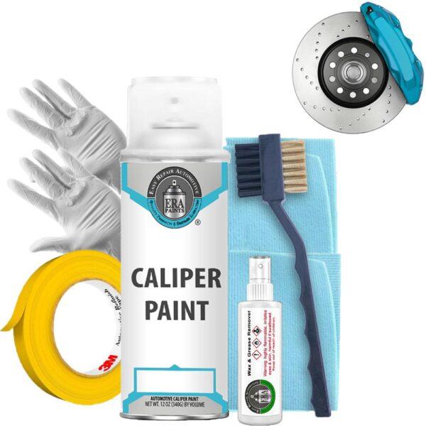 Blue Engine Paint with Prep Kit