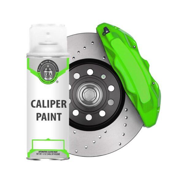 Green Caliper Paint
