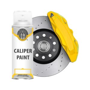 Yellow Caliper Paint