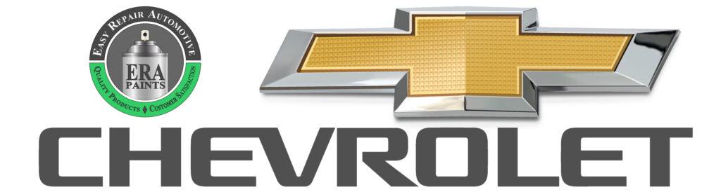 ERA Paints and Chevrolet Logo