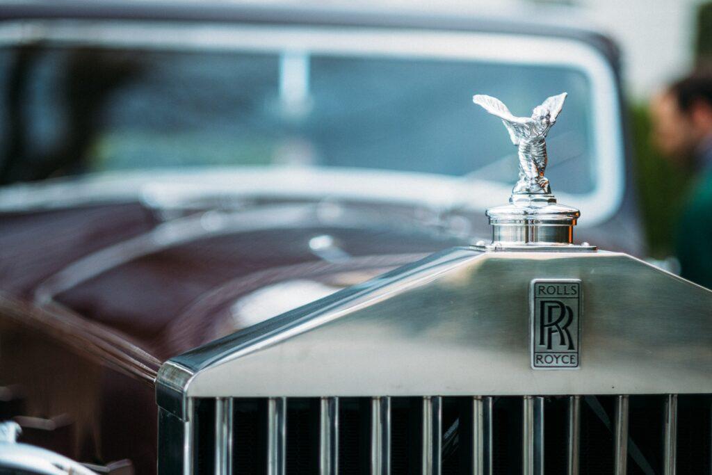 Rolls Royce Hood Ornament