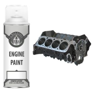 Black Engine Paint