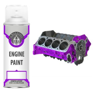 Purple Engine Paint