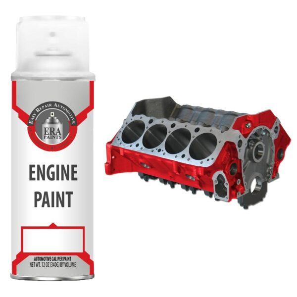 Red Engine Paint