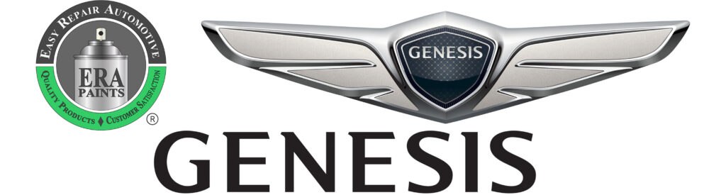 ERA Paints and Genesis Logo