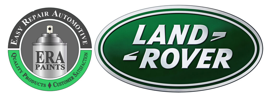 ERA Paints and Land Rover Logo