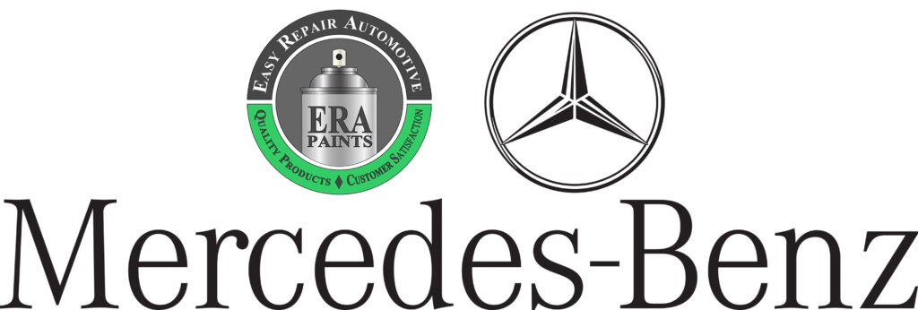 ERA Paints and Mercedes-Benz Logo