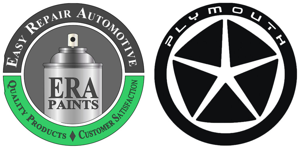 ERA Paints and Plymouth Logo