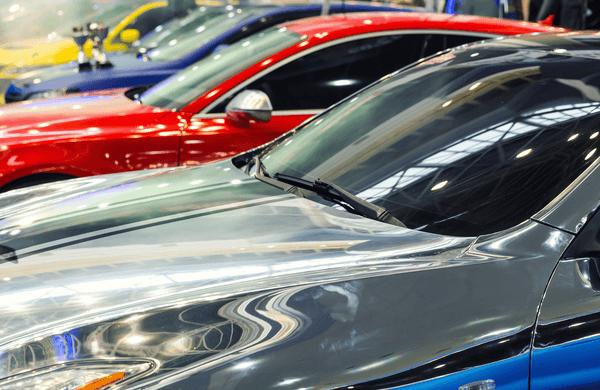 Toyota Showroom Cars