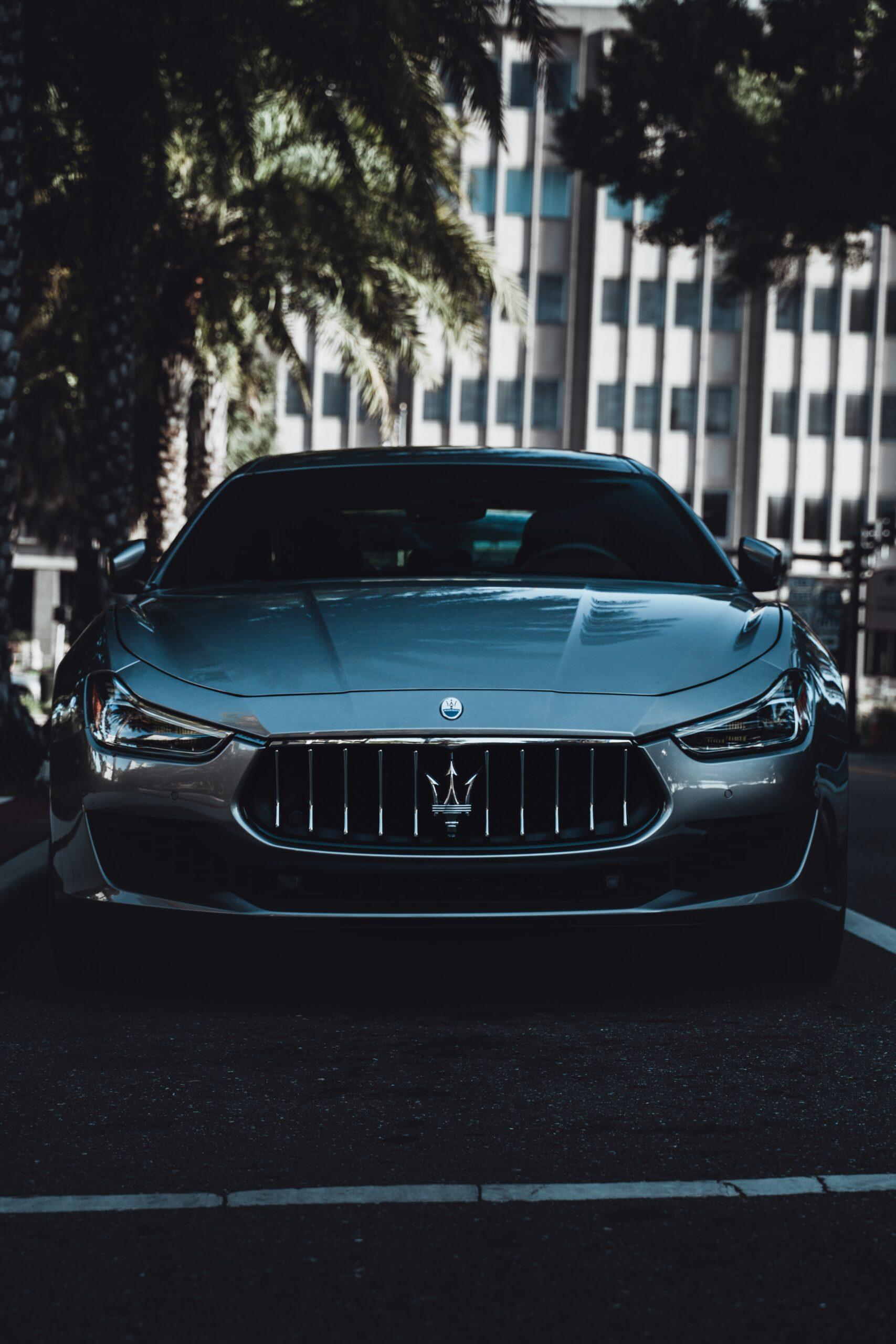 Maserati Automotive Touch Up Paint