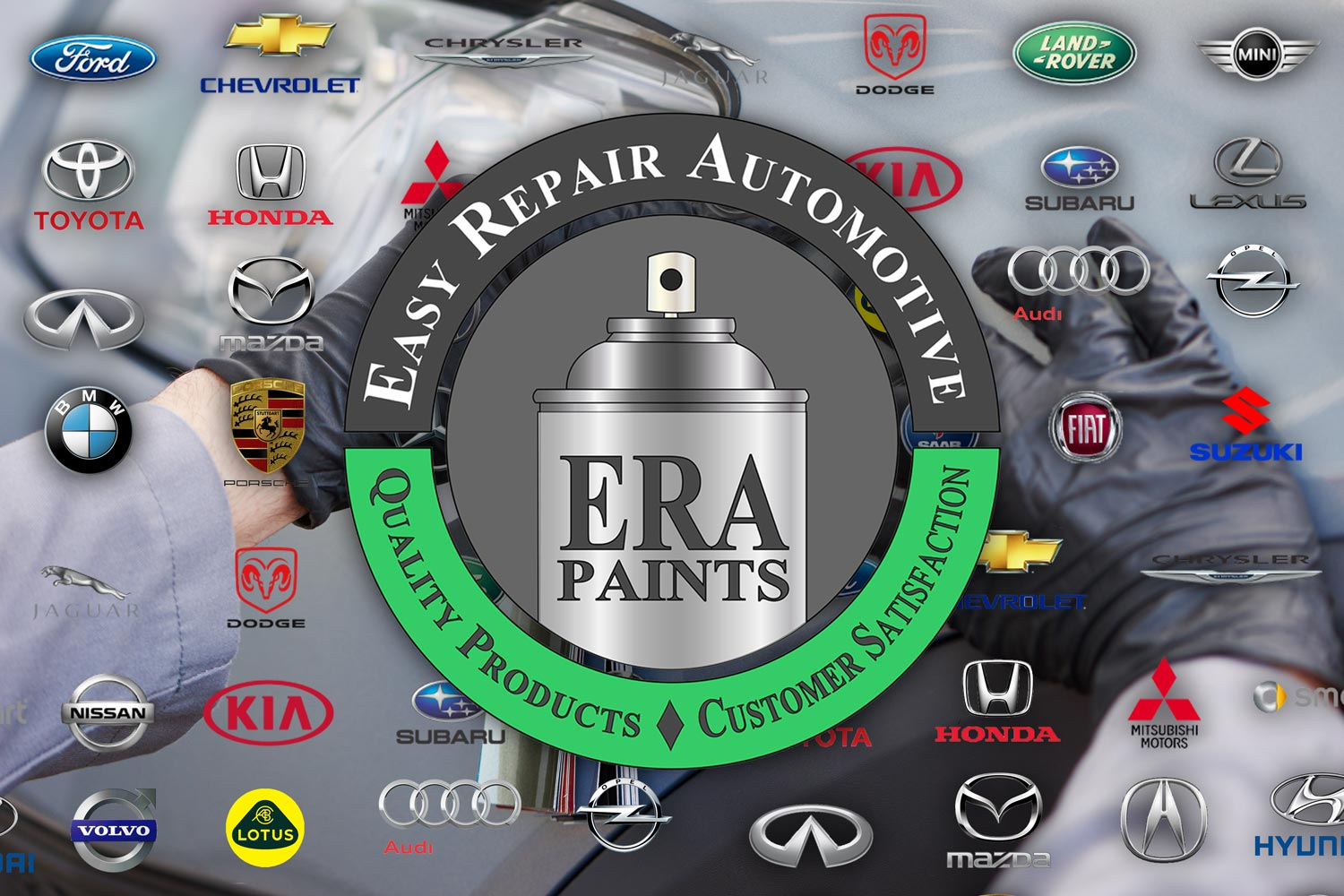 ERA Paints Who We Are