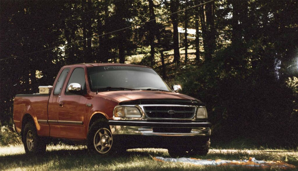 Red Ford F150