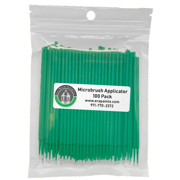 Disposable Micro Brush Applicator for Paint and Detailing
