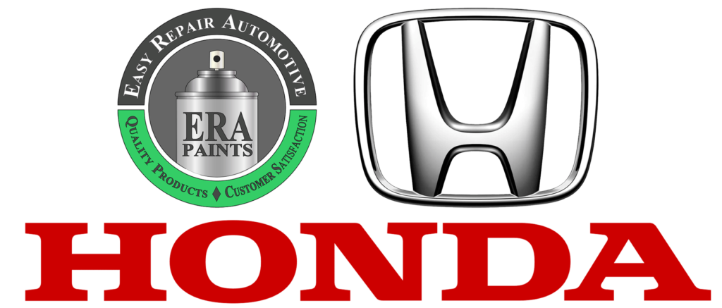 ERA Paints and Honda Logo