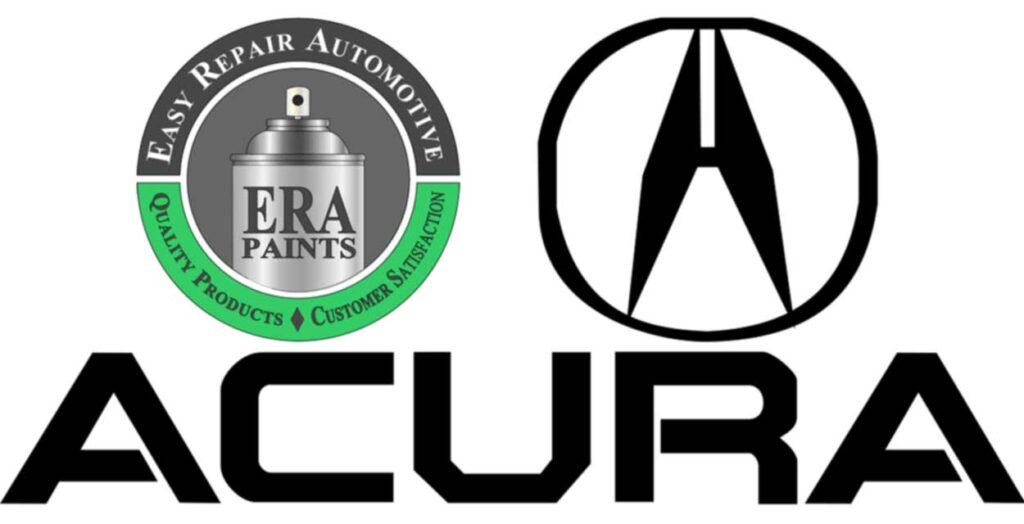 ERA Paints and Acura Logo