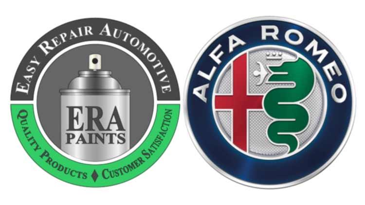 ERA Paints and Alfa Romeo Logo