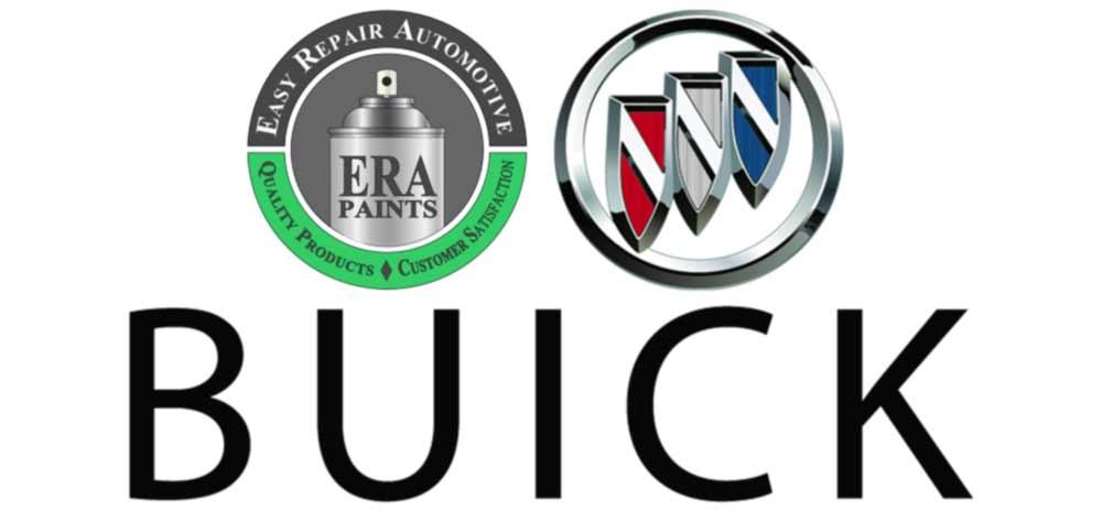 ERA Paints and Buick Logo