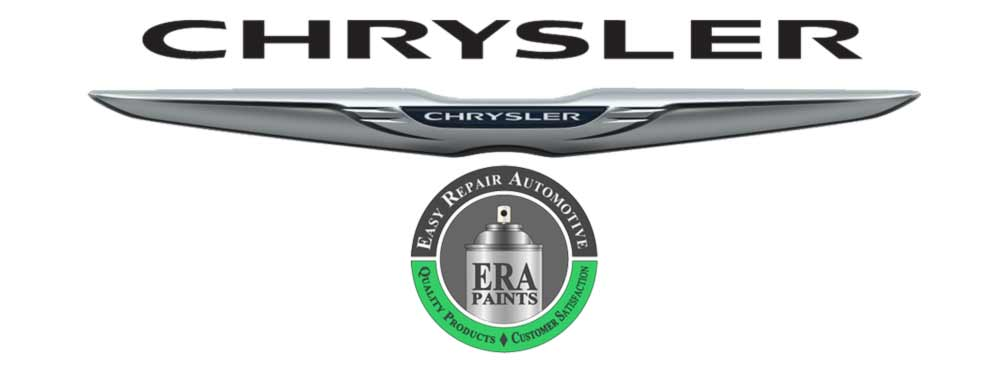 ERA Paints and Chrysler Logo