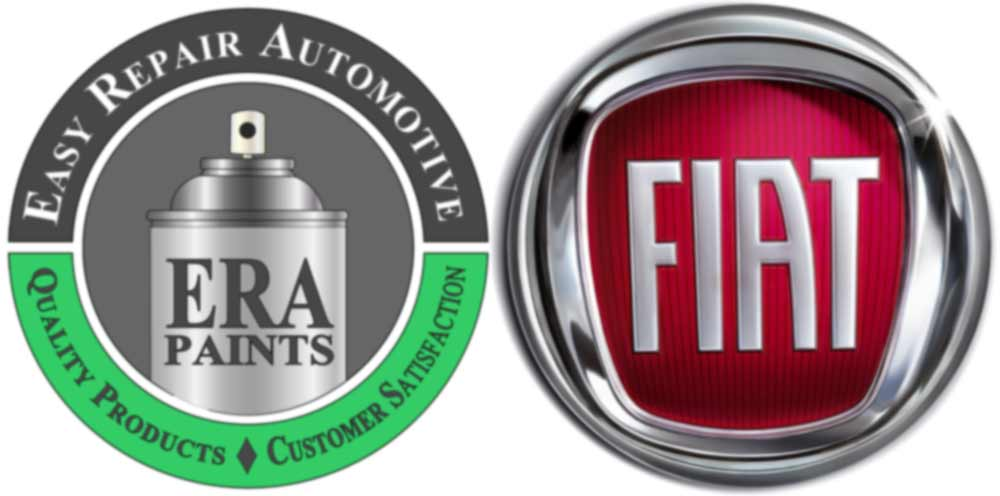 ERA Paints and Fiat Logo