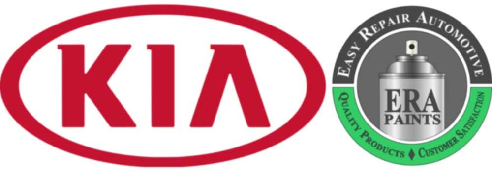 ERA Paints and Kia Logo