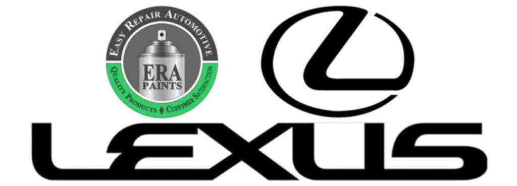 ERA Paints and Lexus Logo