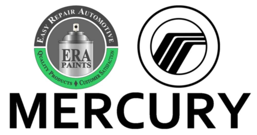 ERA Paints and Mercury Logo