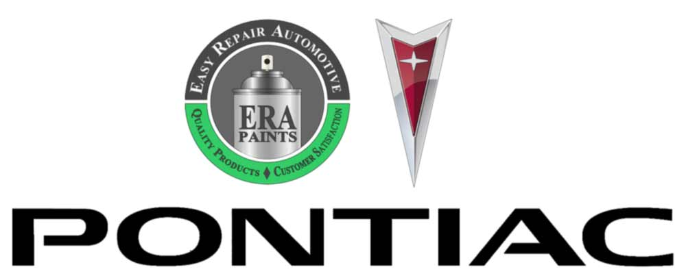 ERA Paints and Pontiac Logo