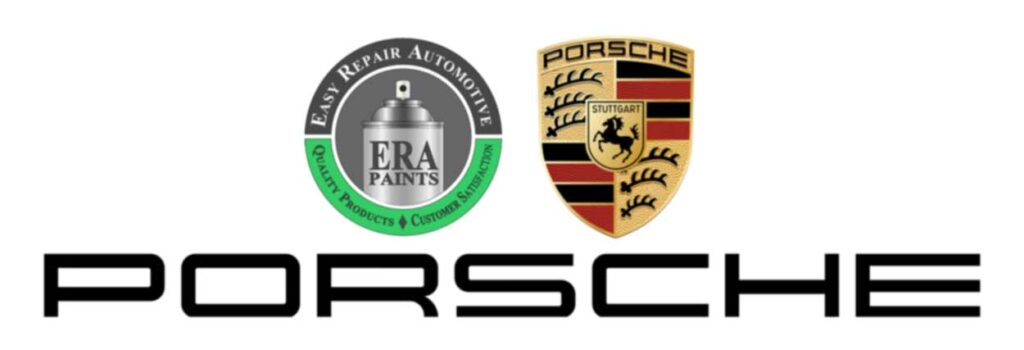 ERA Paints and Porsche Logo