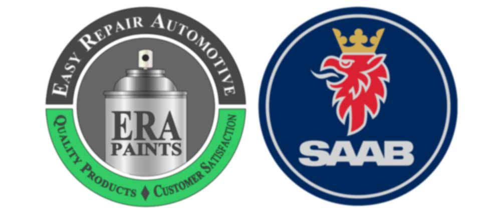 ERA Paints and Saab Logo