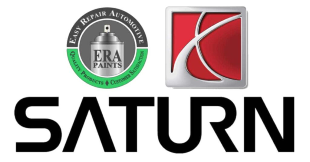 ERA Paints and Saturn Logo